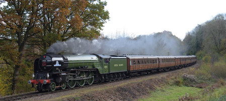 Tornado is seen passing The Engine House