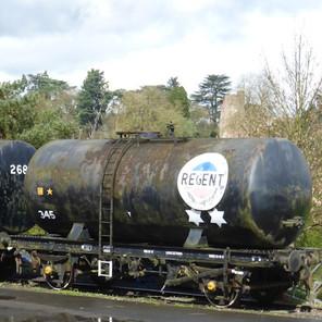 Regent Oil & Texaco 345 Fuel Tanker