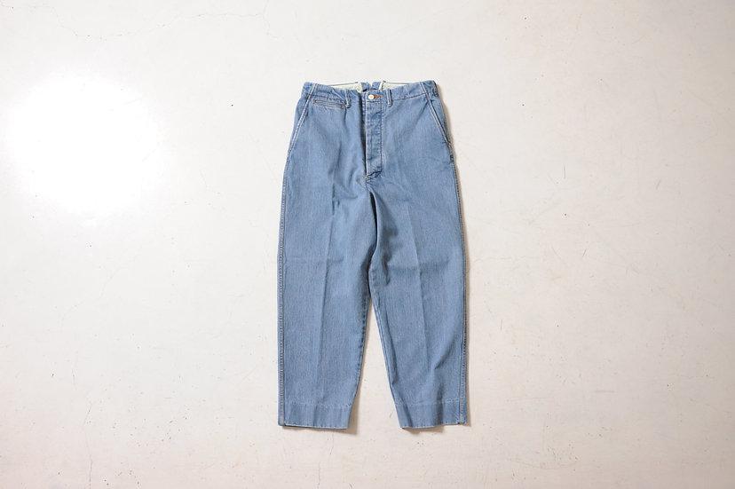UNITUS/UTSFW20-P01/Center Darts Pants