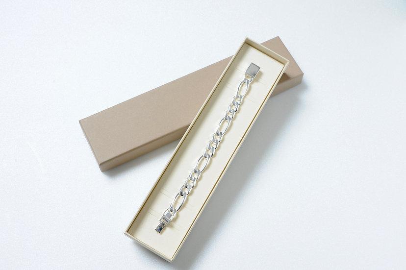 Vincenzo&Simone/silver bracelet