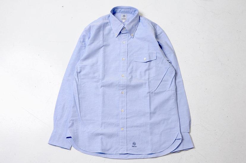 BLUE BLUE/700068849/オックスフォードボタンダウンシャツ