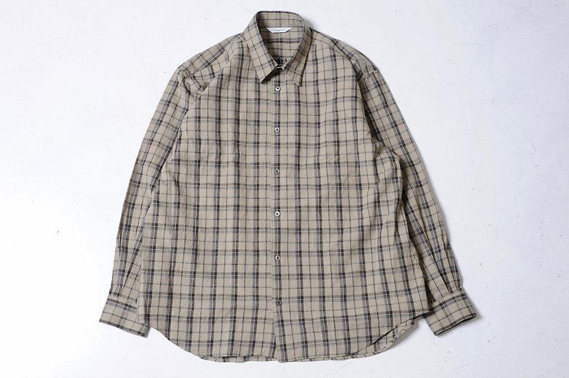 FUJITO/WF1-S24/ビックシルエットシャツ