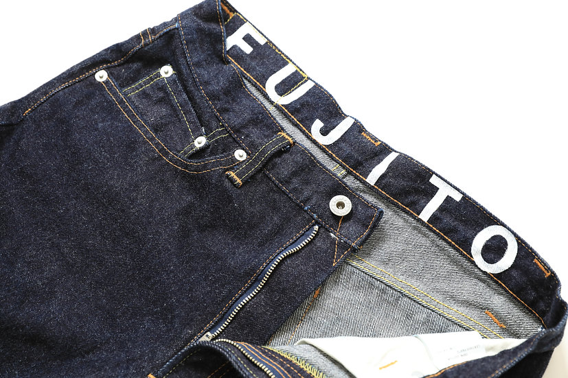 "FUJITO/WF1-P33/""Thea""5ポケットジーンズ"