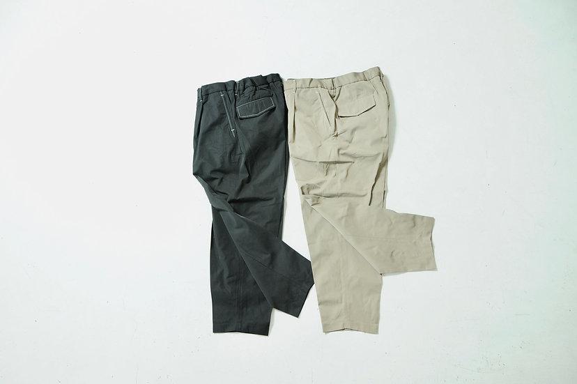 UNITUS/UTSFW20-P02/Easy Dress Pants