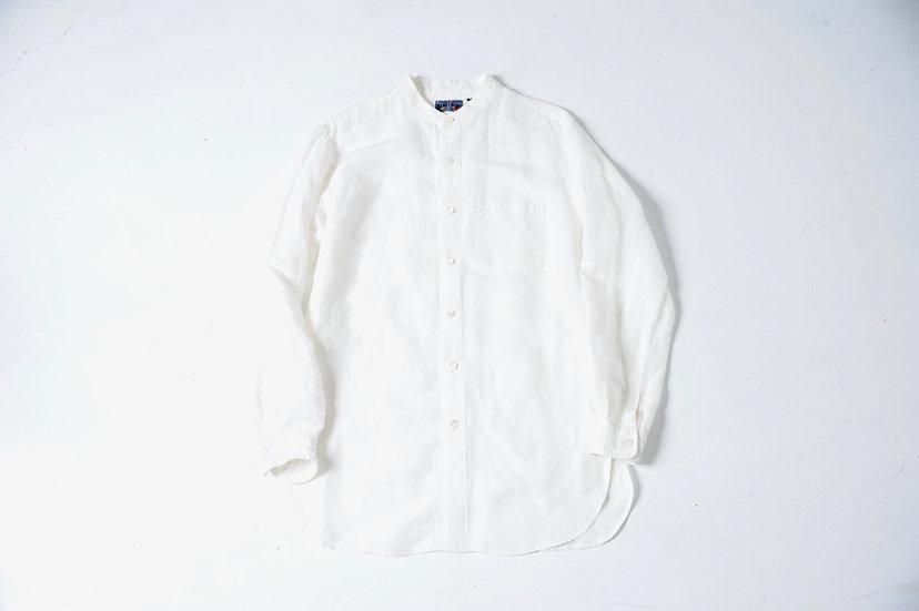 blue blue Japan /700007651/バンドカラーシャツ