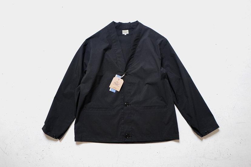 GOLD/ GL14810/STRETCH WEATHER CLOTH CARDIGAN
