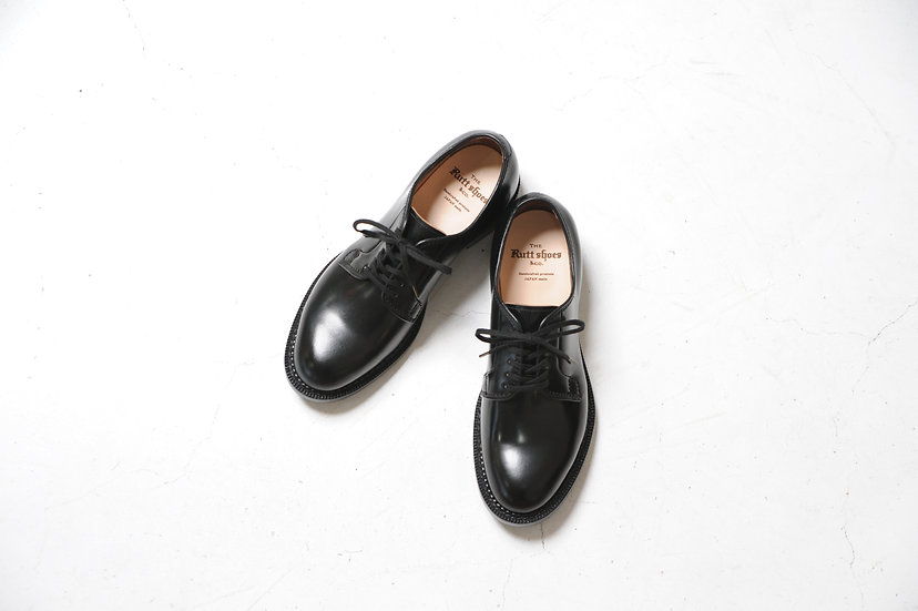 RUTT SHOES/CORDOVAN PLAIN BLUCHER OXFORD /コードバンプレーントゥ