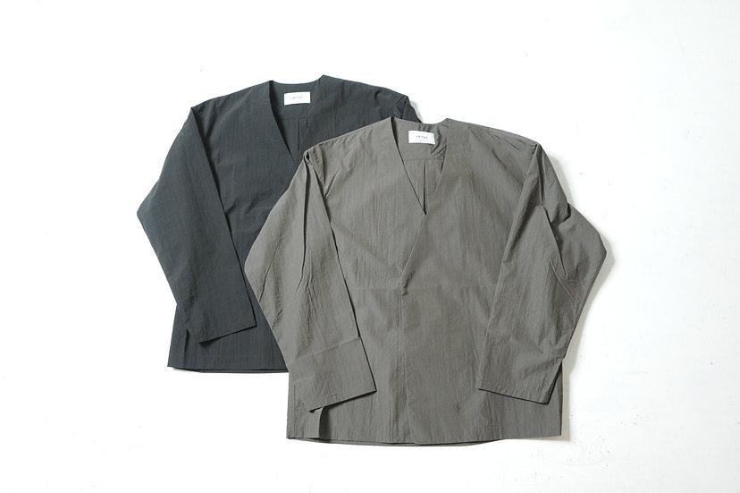UNITUS/UTSSS21-S02/Shirt Cardigan