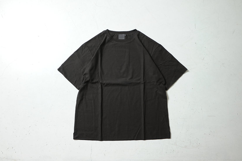 comm.arch./DOUBLE LAYERED S/S TEE