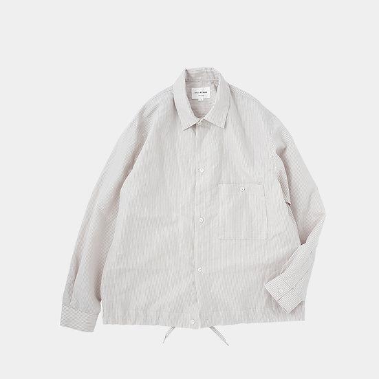 STILL BY HAND/SH02211/コーチシャツ