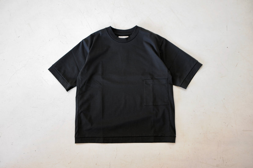 STILL BY HAND/CS03202/Pocket T-Shirts