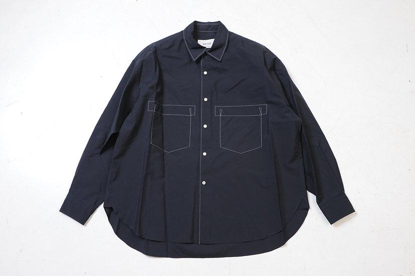UNITUS/UTSSS20-S06/Stiched Work Shirt