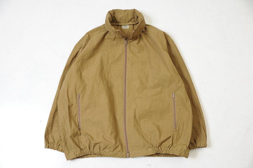 GOLD/ GL14562/リップルナイロントラックジャケット