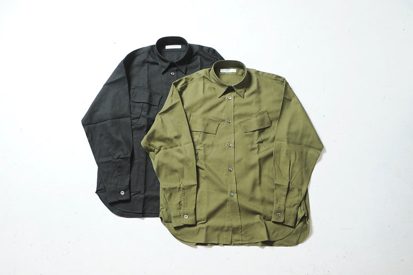 FUJITO/WF1-S44/ファティーグシャツ