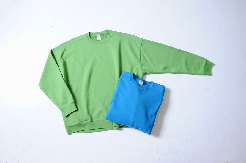 GOLD/ GL68656/BIG SWEAT SHIRT