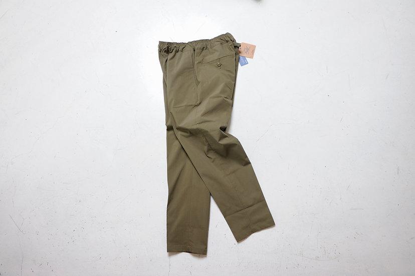 GOLD/GL41977/WEATHER CLOTH SLIM EASY PANTS
