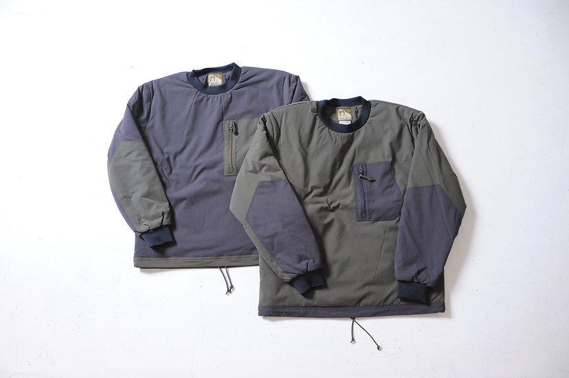 COLIMBO/ZV-0158/ソールズベリーセーター