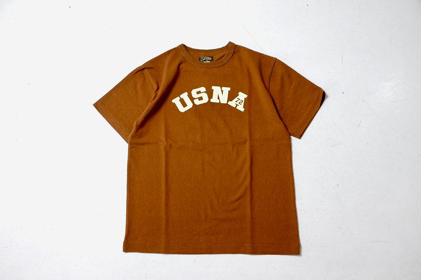 COLIMBO/ZV-0415/USNAプリントTEEシャツ