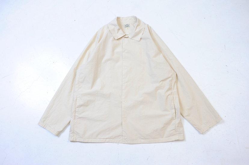GOLD/ GL28295/コットンシルクブロードシャツジャケット