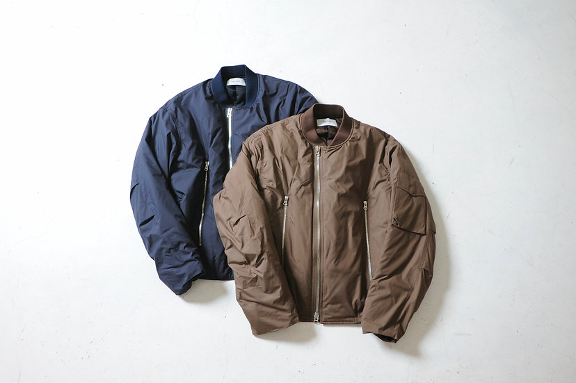 UNITUS/UTSFW20-J04/Flight Jacket