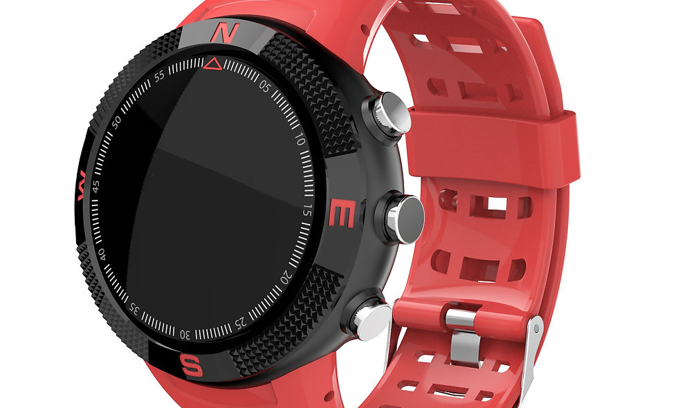 Big Red Watch
