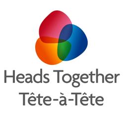 Heads Together / Tête-à-Tête logo