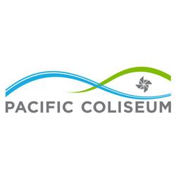 Pacific Coliseum logo