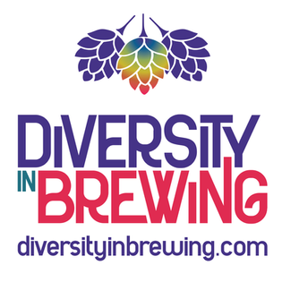 Diversity in Brewing logo