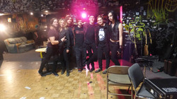 With Dorian of Stitched Up Heart