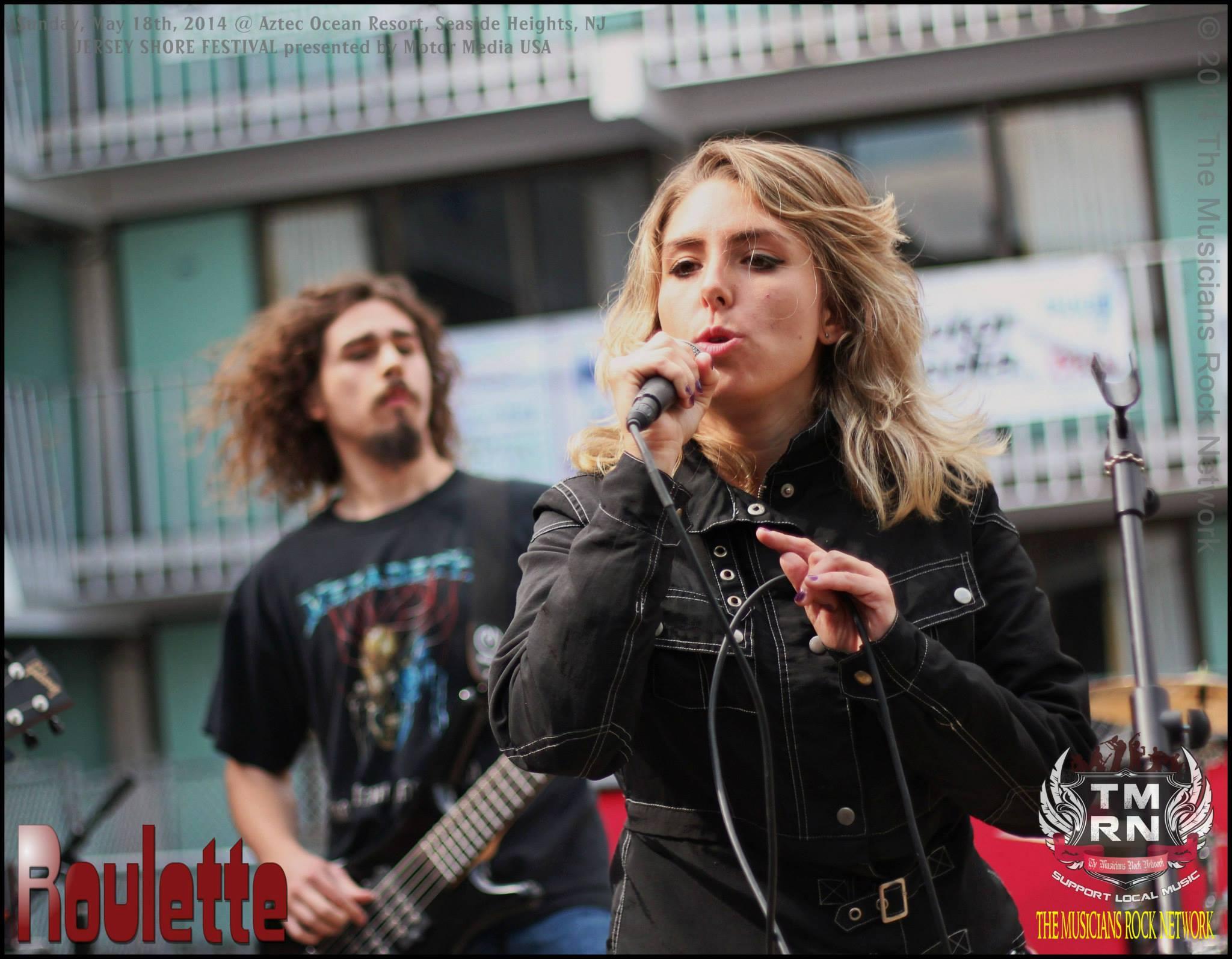 Jess+Anthony-Jersey Shore Fest 2014