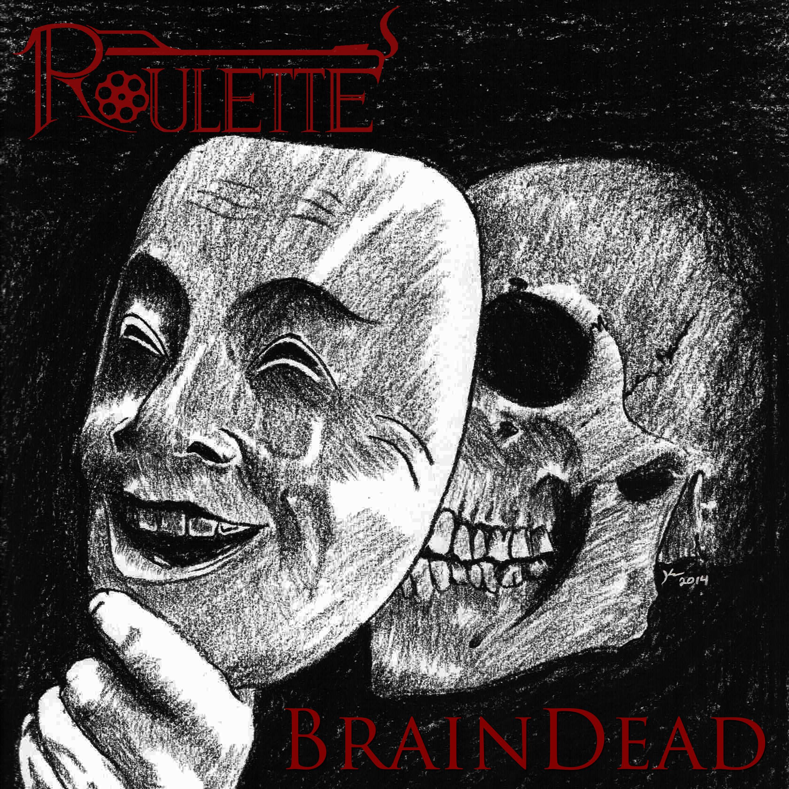 BrainDead Album Art