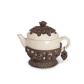 40oz. Acanthus Teapot