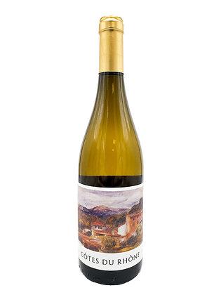 2018 Vignerons du Castelas Côtes du Rhône Blanc