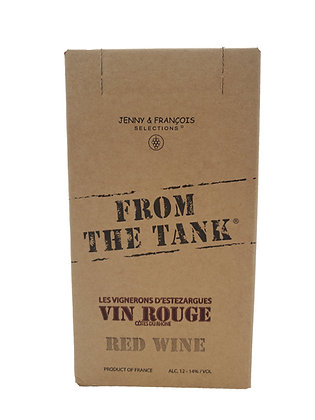 From The Tank, Vin Rouge, Cotes du Rhone