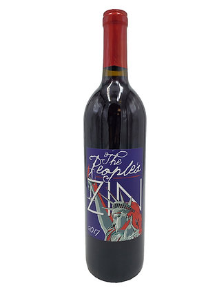 2017 The People's Wine Company, The People's Zin