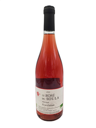 2019 Le Soula, 'Le Rosé du Soula', Roussillon France