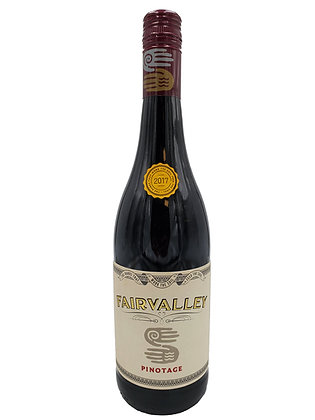 2017 Fairvalley Pinotage, Western Cape South Africa
