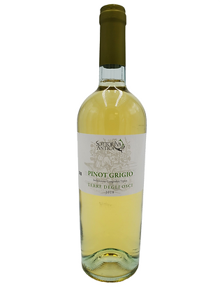 2018 Santoriva Pinot Grigio, Italy