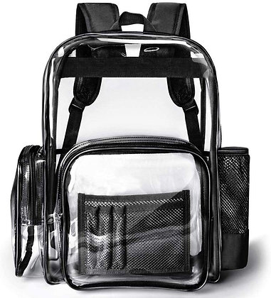 Clear School Backpack