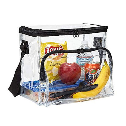 Clear Lunch Bag