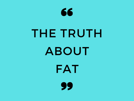 The Truth About Fat and 8 Reasons to Eat More of It