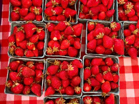 Eating Seasonally: June Local Produce Guide