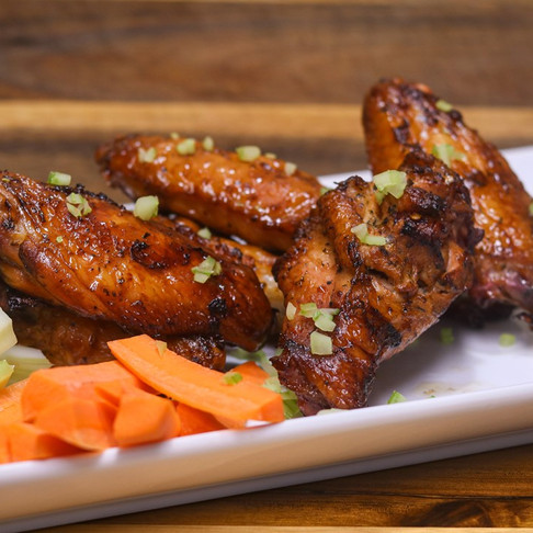 Tequila Habanero Lime Chicken Wings - Pit Boss Austin XL