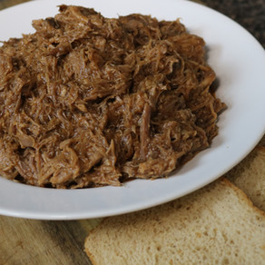 BBQ Pulled Pork with Dr. Pepper - Instant Pot Recipe