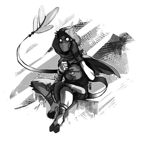 Connie Illustration