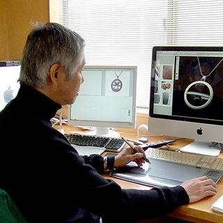 デザイン講座講師田口英紀