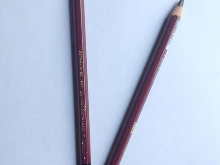 デザインってなんだろう?(7) 鉛筆