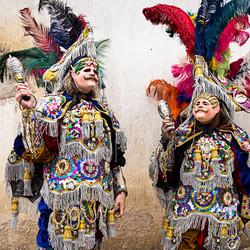 Folkloric costumes