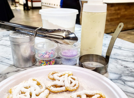 Recipe: Make At Home Gluten Free Funnel Cake Kit Instructions