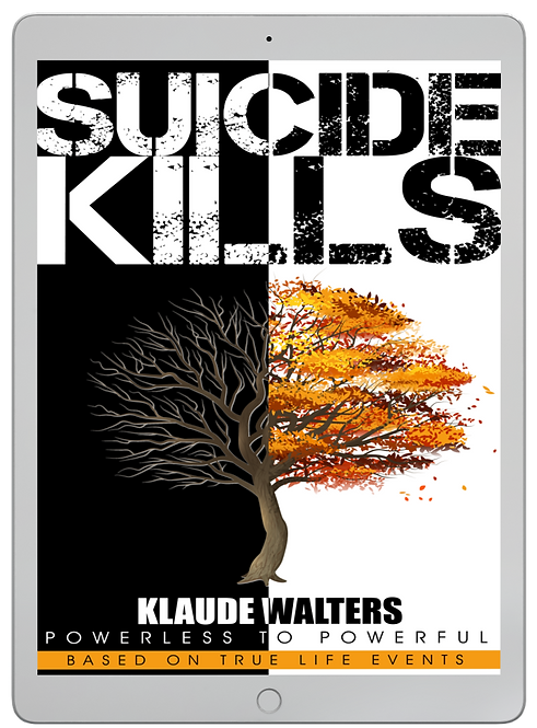Suicide Kills - Ebook (Epub file for Kobo Players)
